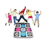 X-Treme Dance PAD Platinum танцевальный коврик, фото 3