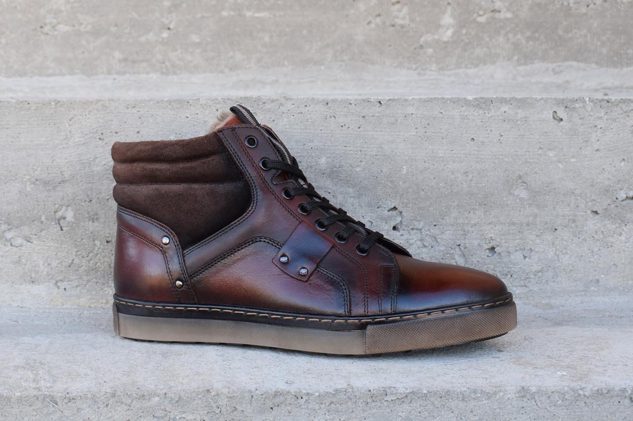 Зручні та стильні черевики