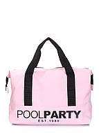 Спортивная вместительная и очень удобная сумка POOLPARTY