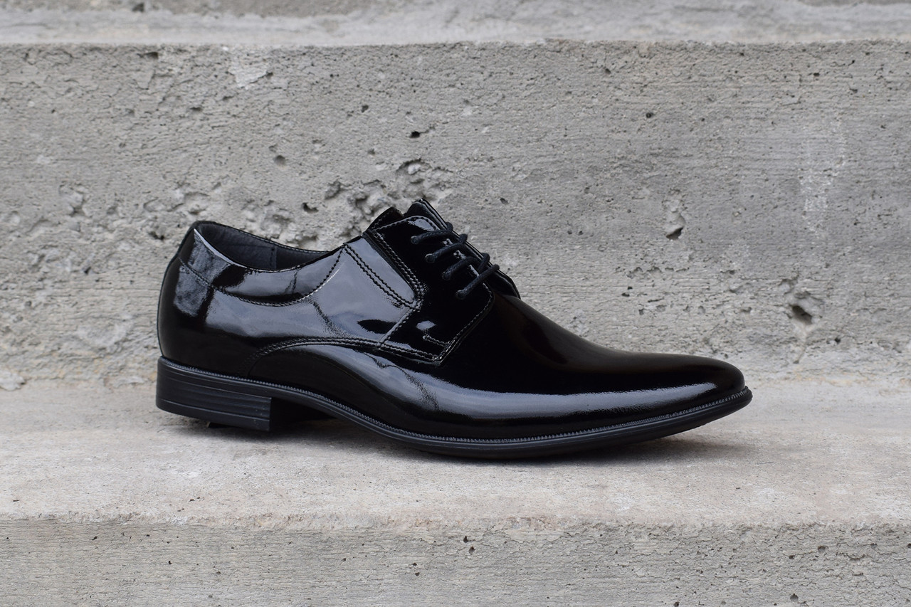 b40afebc18ce5e Туфлі чоловічі Tapi лакована шкіра - Магазин чоловічого взуття Bims в  Тернополе