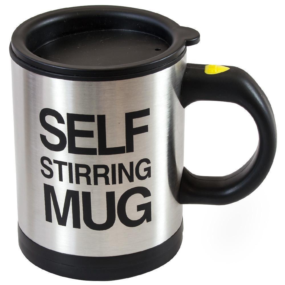 Кружка-мішалка Self stirring mug / Кружка-мешалка