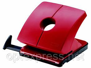 Дырокол офисный NOVUS В225 красный