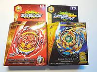 Набор 2 в 1: Бейблейд Фафнир Fafnir + beyblade В-117 Revive Phoenix / Возрожденный Феникс