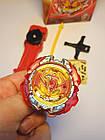 Набор 2 в 1: Бейблейд Фафнир Fafnir + beyblade В-117 Revive Phoenix / Возрожденный Феникс, фото 5