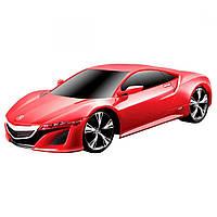 Игровая автомодель 1:24 Maisto 2013 Acura NSX Concept красный (свет. и звук. эф.) (37158) (37158)