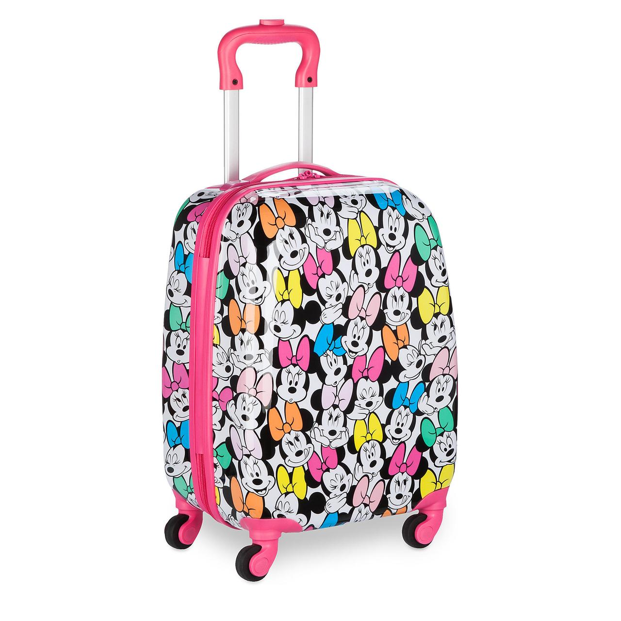 2c3993451a93 Чемодан детский Минни Маус на колесах Дисней Minnie Mouse Rolling Luggage  for Kids