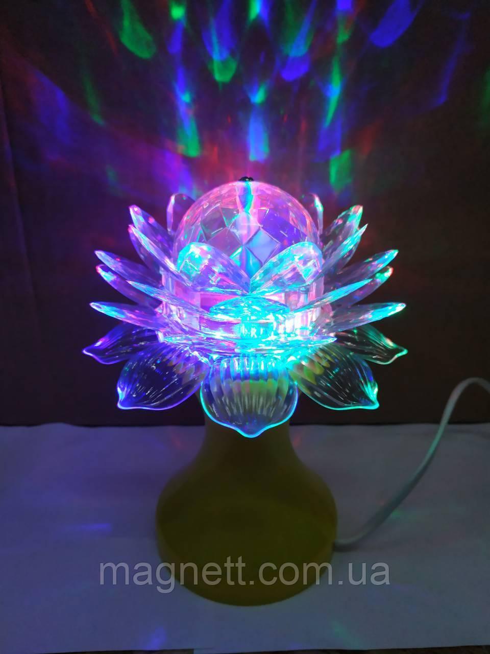 Светодиодный LED-светильник Лотос