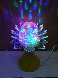 Світлодіодний LED-світильник Лотос