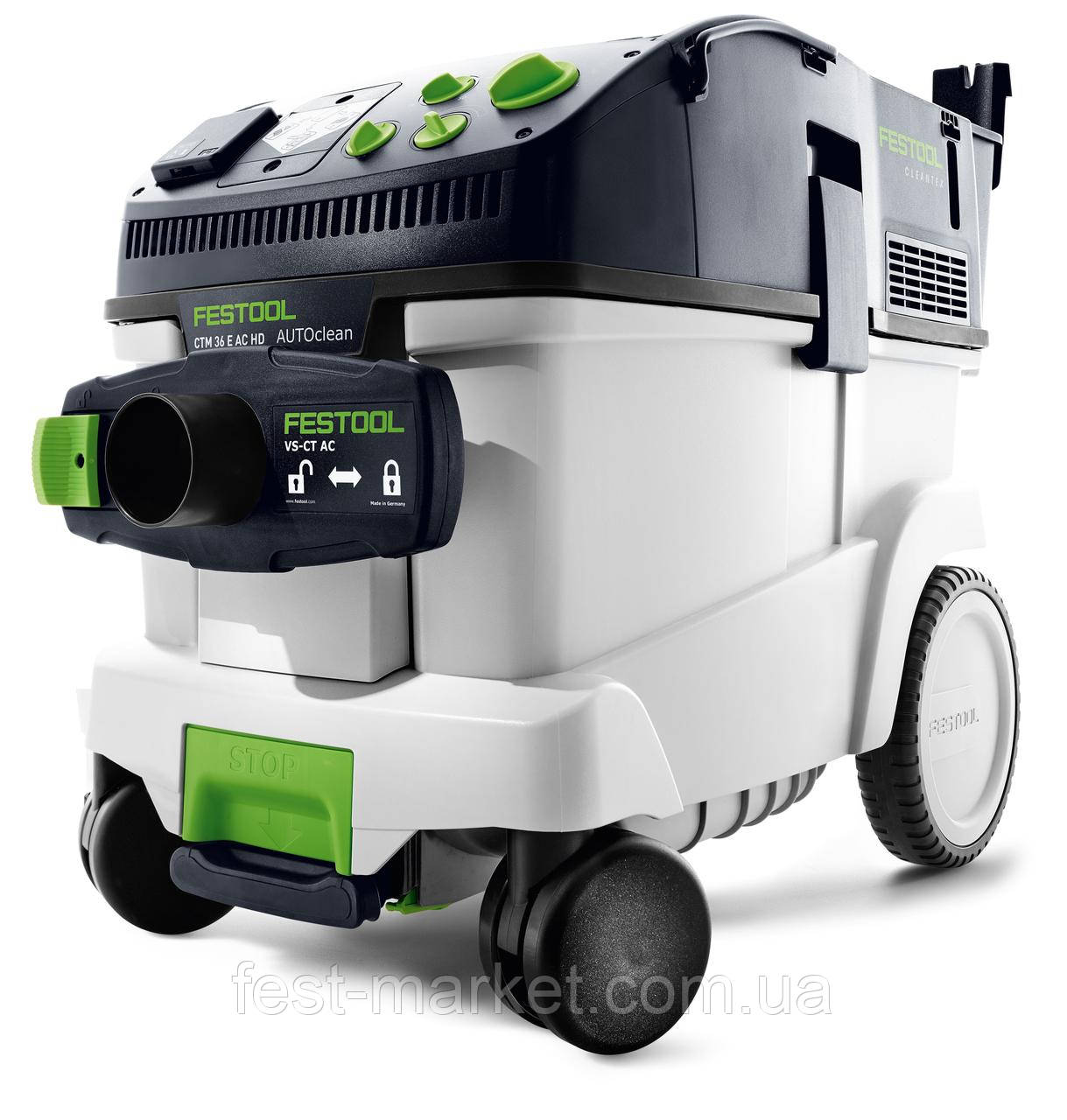 Пылеудаляющий аппарат CTM 36 E AC HD Festool 584171