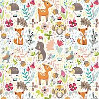 Рулонные шторы Детские Сказочный лес