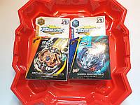 Набор 3 в 1: бейблейд beyblade Леопард и Геркулес Revive Phoenix Hercules и арена