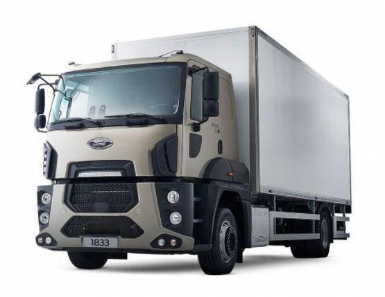 Бортовой грузовик FORD Trucks 1833DC, фото 2