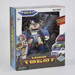Робот-трансформер Тобот Дельтатрон Tobot (робот X, D, Z)
