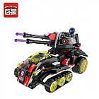 Конструктор lego Brick 2715 Enlighten Танк з лазерною гарматою 399 дет., фото 5