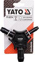 Калибратор фаскосниматель сантехнический Yato YT-22374, фото 1