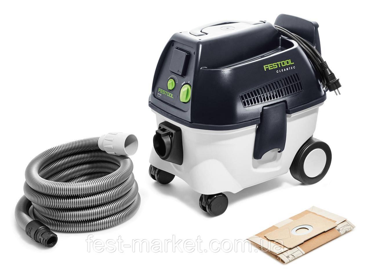 Пылеудаляющий аппарат CT 17 E Festool 767992