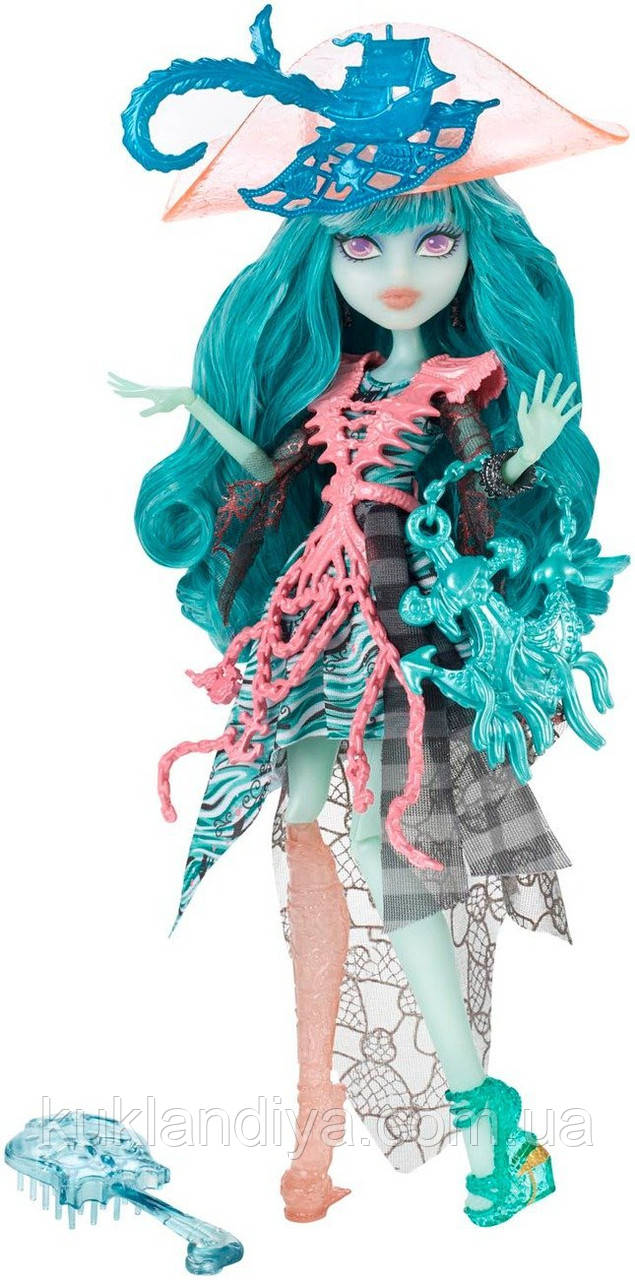 Кукла Monster High Вандала Дублонс - Haunted Student Spirits Vandala Doubloons, фото 1