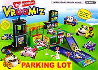 """Паркинг """"VrooMiz"""" 2 этажа 4 машинки ZY-573"""