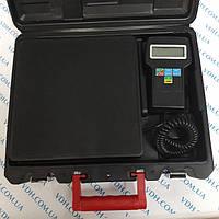 Весы электронные заправочные хладоновые в кейсе RCS-7010 (до 70 кг., погрешность +/- 5 гр., Китай)