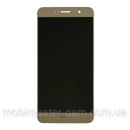 Дисплейный модуль Huawei Y6 Pro (TIT-U02) gold, фото 2