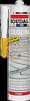 Покрівельний клей-герметик 290мл Soudal прозорий