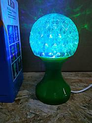 Лампа-ночник, световой диско-шар