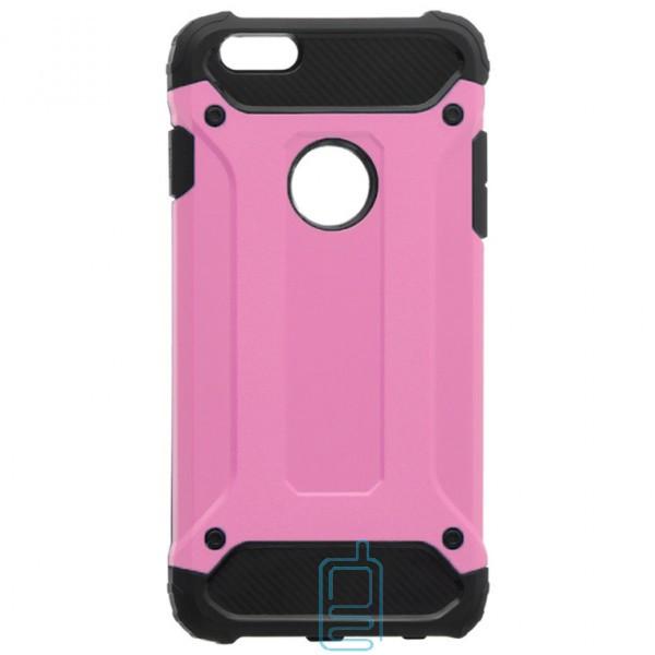 Чехол-накладка Motomo X5 Apple iPhone 6 Plus, 6S Plus розовый