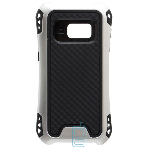 Чехол силиконовый WUW X1 Samsung S7 G930 серебристый