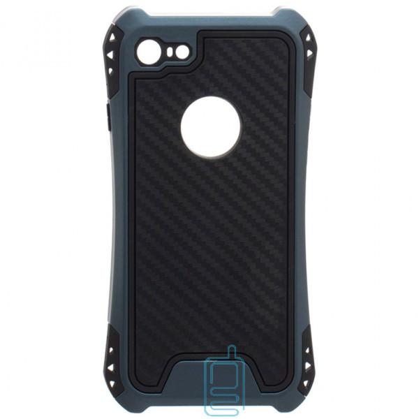 Чехол силиконовый WUW X1 Apple iPhone 7, 8 синий