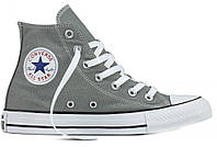 "Кеды Converse All Star Chuck Taylor High ""Charcoal""  (Копия ААА+)"