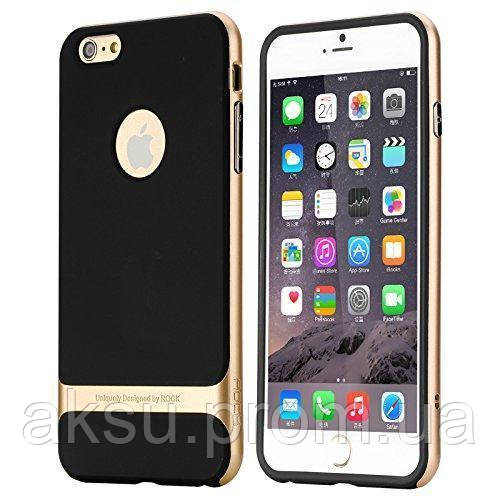 Чехол для iPhone 6 Plus / 6S Plus Rock Royce (Iron Grey)