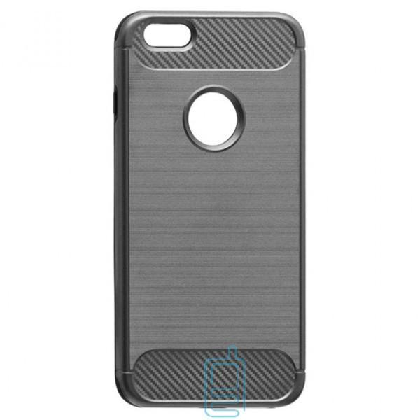 Чехол-накладка Motomo X6 Apple iPhone 6 Plus, 6S Plus серый