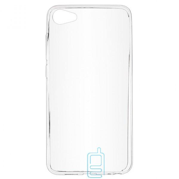 Чехол силиконовый Slim Meizu U10 прозрачный