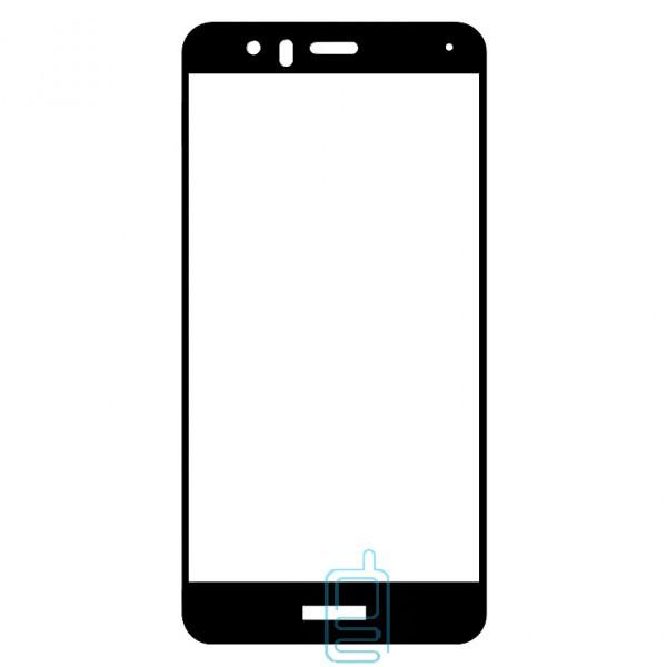Защитное стекло Full Screen Huawei P10 Lite black тех.пакет