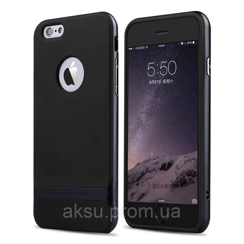 Чехол для iPhone 6 Plus / 6S Plus Rock Royce (Navy Blue)
