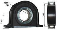 Опора карданного валу (D=65) (подвісний підшипник) DAF 95XF95/105 CF (в-во CEI), фото 1