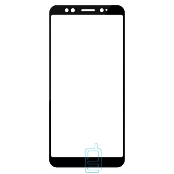 Защитное стекло Full Screen Xiaomi Mi6X, Mi A2 black тех.пакет