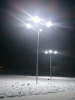 Светильники ODCD, освещение парка.