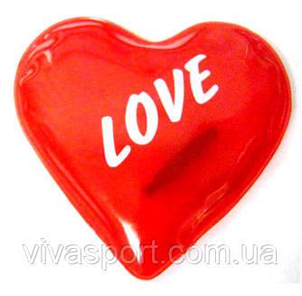 Cолевая грелка «Сердце» (Солевой аппликатор Сердечко)