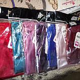 Атласные рубашки разного цвета, фото 2