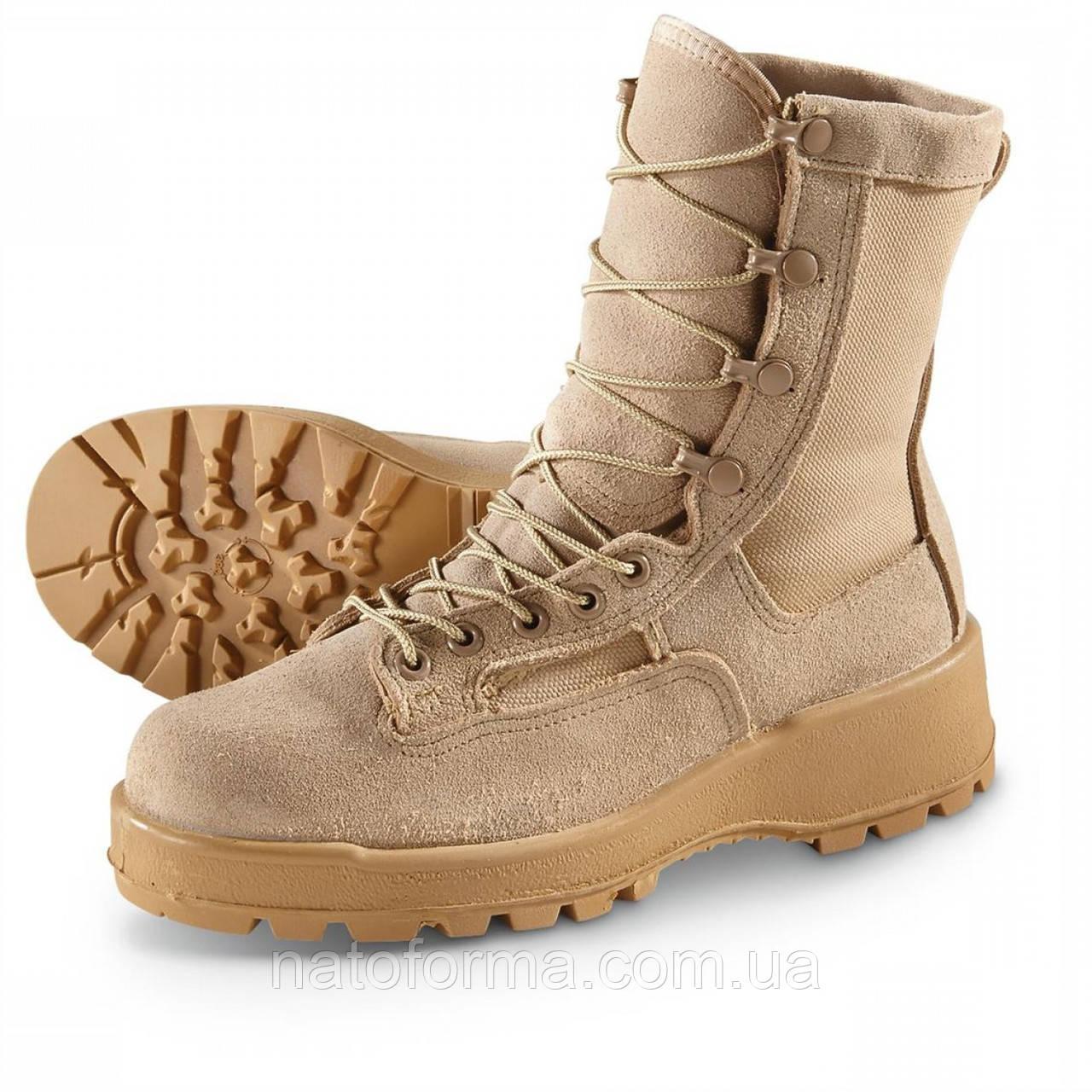Берцы Altama Temperate Boots, Gore-Tex, армии США, оригинал