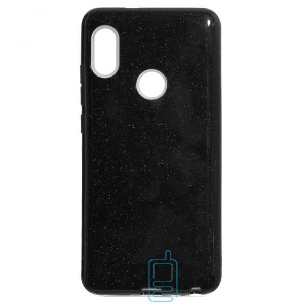 Чехол силиконовый Shine Xiaomi Mi6X, Mi A2 черный