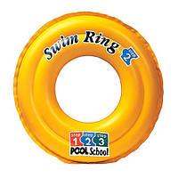 Надувной круг swit ring intex