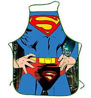 Прикольный фартук супермен мульт