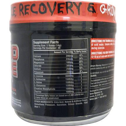 Комплекс амінокислот Nutrex Amino Drive 420 g (30 serv), фото 2