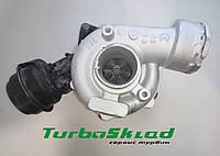 Турбина на Audi A4 / A6 / VW Passat 2.0 TDI / 1.9 TDI 717858-0001, фото 1