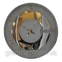 БЕТОННІ ГОДИННИК LORI mirror, 64 см, Agara