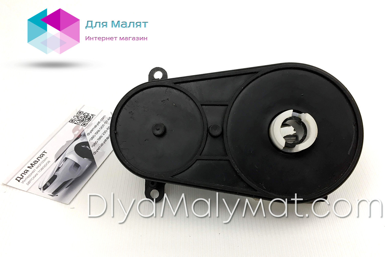 Рулевой редуктор RS 380 12V 7000 RPM для детского электромобиля