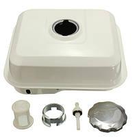 Бак для горючего газа с газовой шапки спускной кран фильтра белый для Honda GX160 5.5hp - 1TopShop