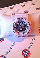 Наручные часы Casio G-Shock (белые) ОПТ, фото 1